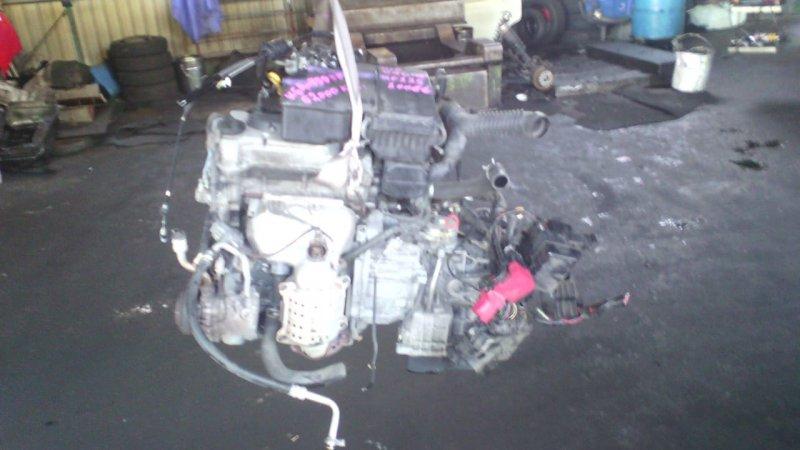 Акпп Suzuki Mr Wagon MF22S K6A 2006