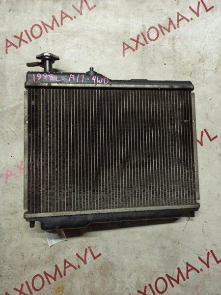 Радиатор двс Honda Z PA1 E07Z 1998