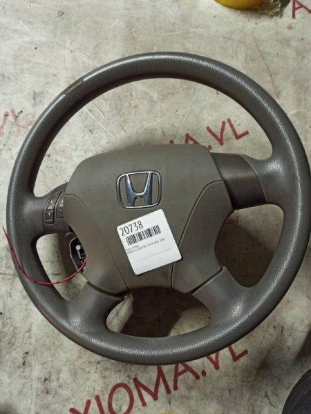 Руль с airbag Honda Elysion RR1 K24A 2004