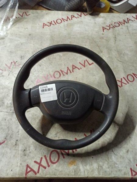 Руль с airbag Honda Z PA1 E07Z 1998