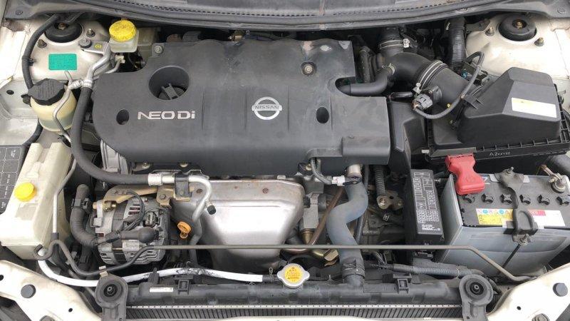 Двигатель Nissan Primera P12 QR25(DD) 2003