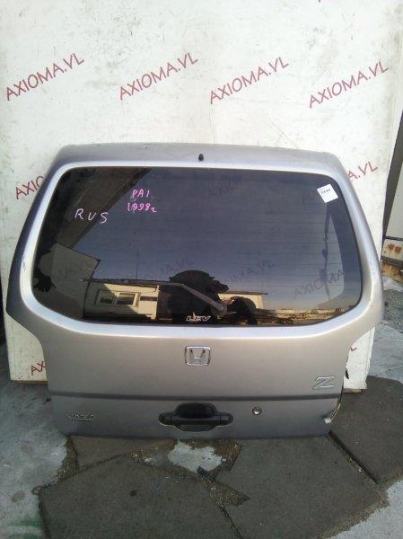 Дверь 5-я Honda Z PA1 E07Z 1998