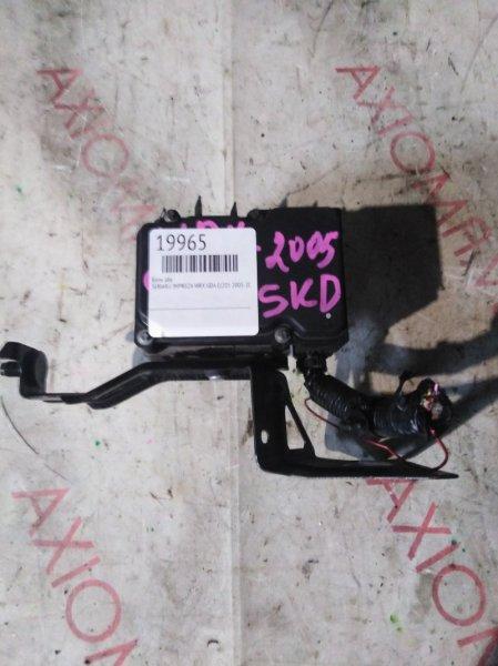 Блок abs Subaru Impreza Wrx GDB EJ205 2000