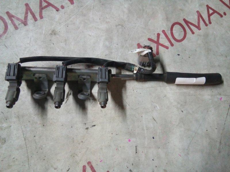 Инжектор Mitsubishi Ek Wagon H82W 3G83 2006