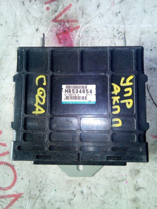 Блок управления акпп Mitsubishi Dingo CQ2A 4G15 1998