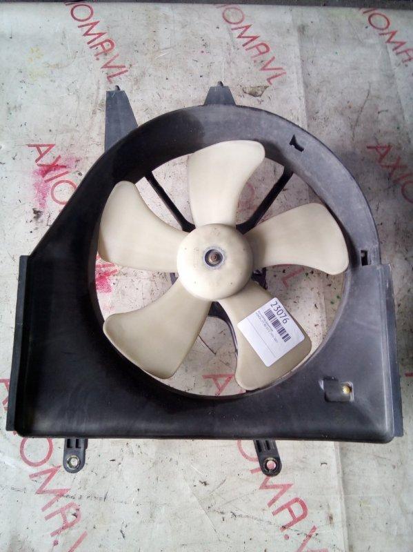 Вентилятор радиатора Honda Life JB1 E07Z 1998