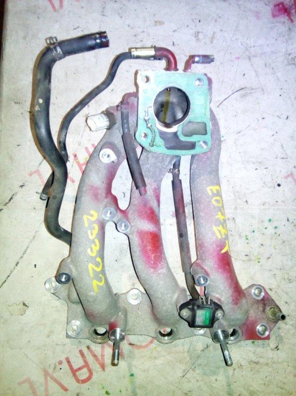 Коллектор впускной Honda That's JD E07ZT 2002