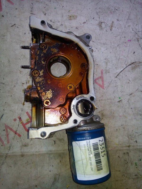 Масляный насос Honda That's JD E07ZT 2002