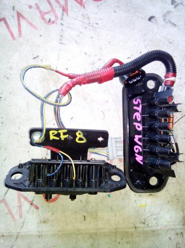 Контактная группа сдвижной двери Honda Stepwgn RF8 K24A 2000