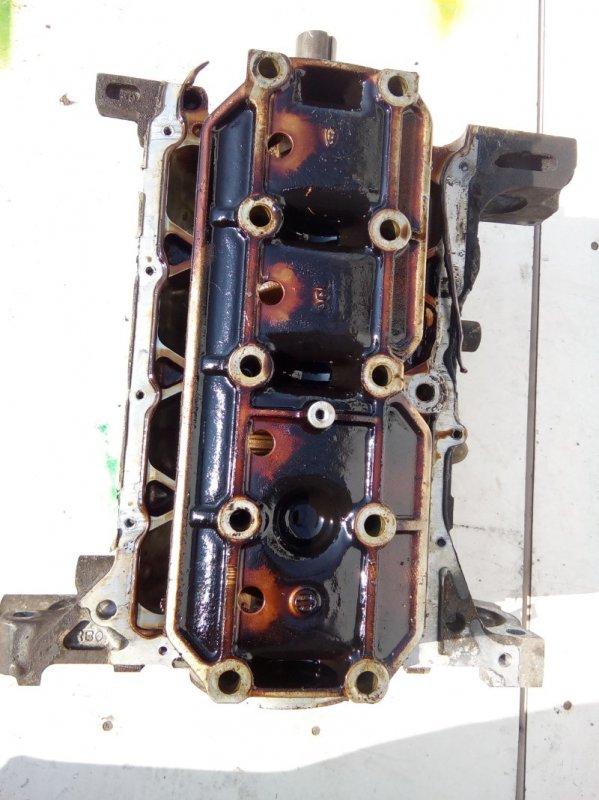 Блок двигателя Honda Fit GE6 L13A 2007