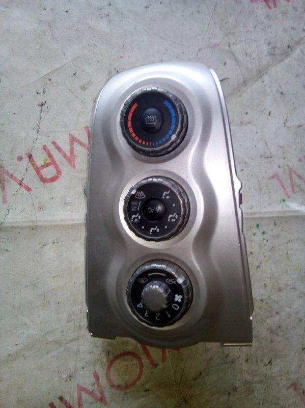 Климат-контроль Toyota Vitz NCP95 1NZ 2005