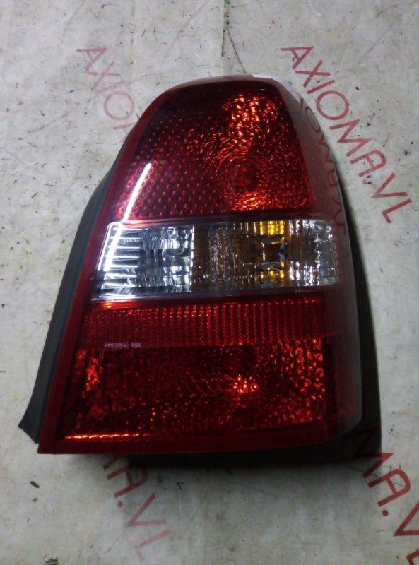 Стоп-сигнал Nissan Primera TP12 QR20DE 2001 правый
