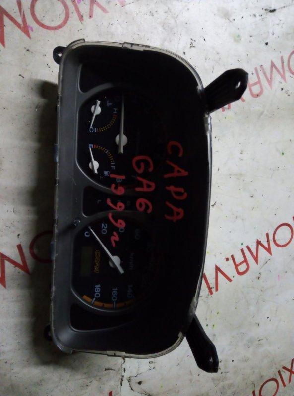 Спидометр Honda Capa GA6 D15B 1998