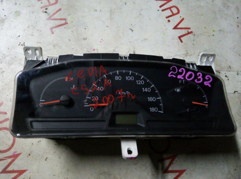Спидометр Mitsubishi Lancer CS2A 4G15 2005
