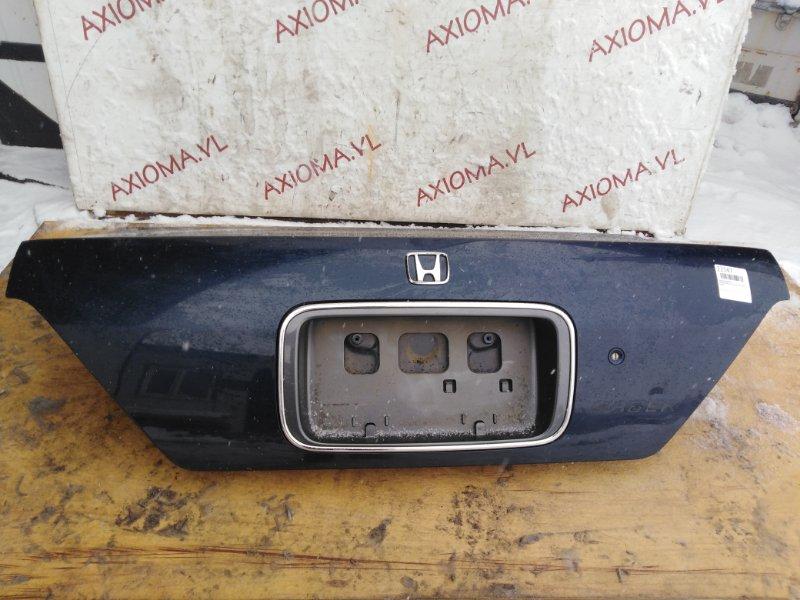 Крышка багажника Honda Inspire UA1 G25A 1995