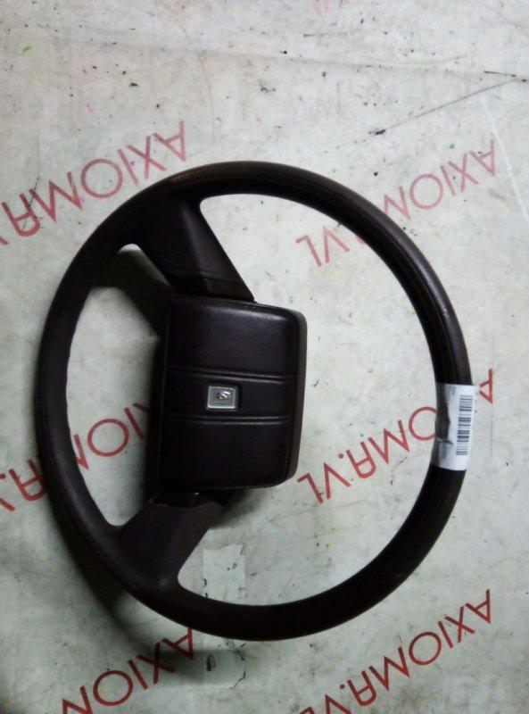 Руль Toyota Mark Ii GX70 1G-EU 1984