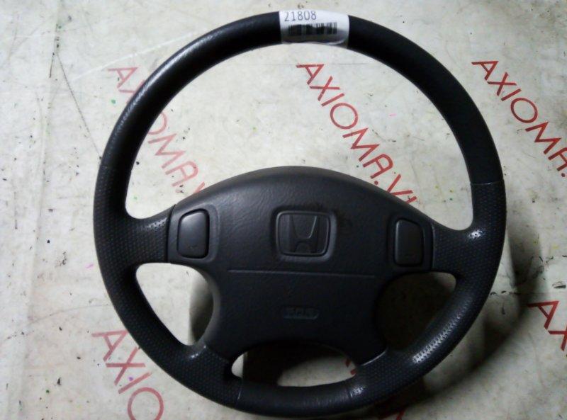 Руль с airbag Honda Stepwgn RF1 B20B 1999