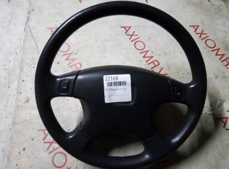 Руль с airbag Honda Inspire UA1 G25A 1995