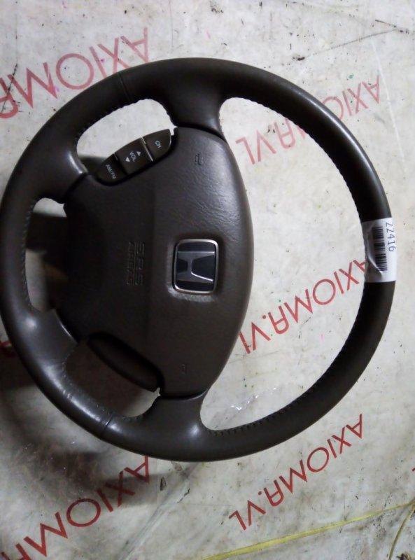 Руль с airbag Honda Odyssey RA6 F23A 1999