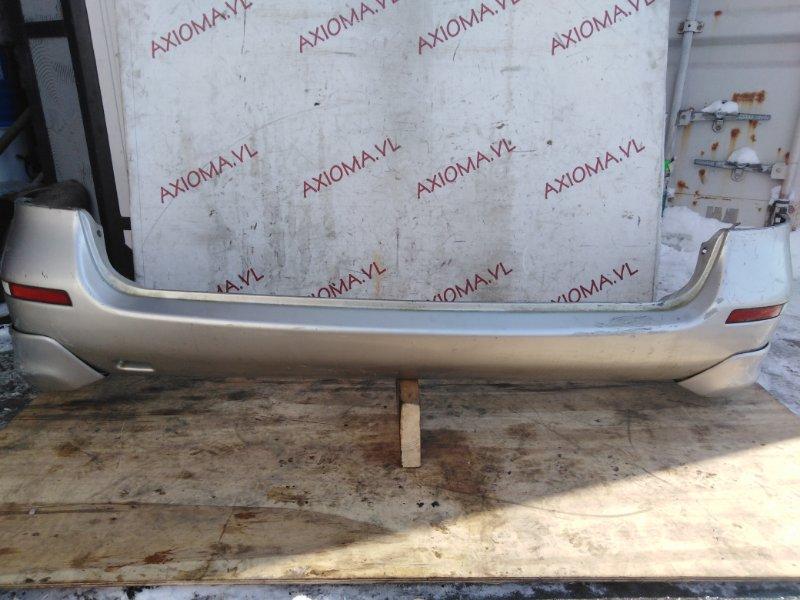 Бампер Nissan Largo NW30 KA24DE 1993 задний