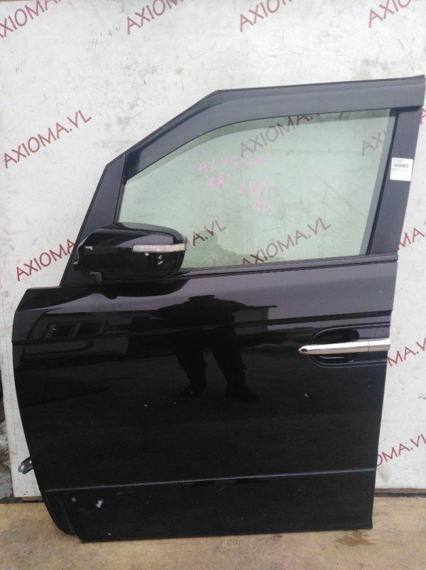 Дверь Honda Elysion RR1 K24A 2004 передняя левая