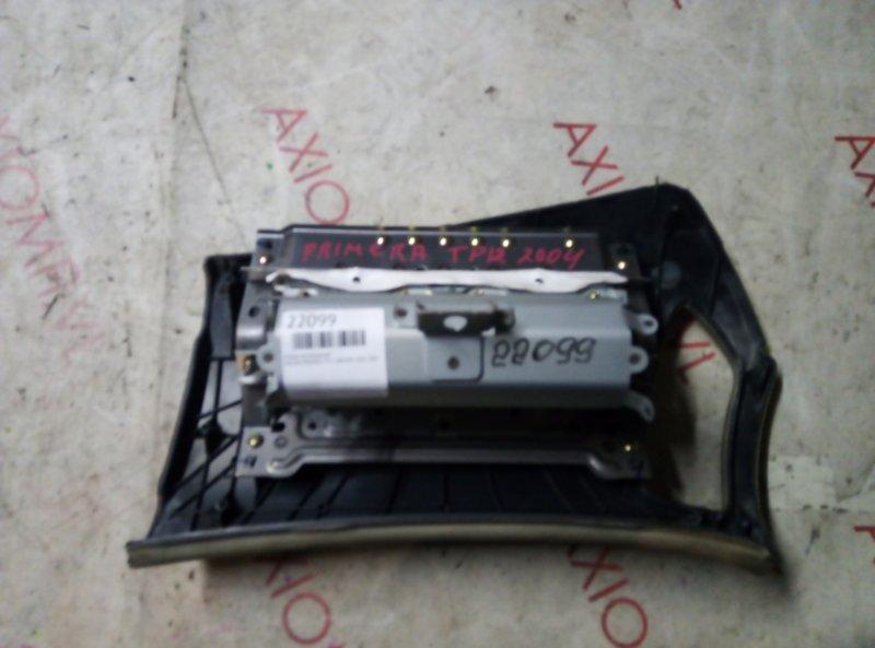 Airbag пассажирский Nissan Primera TP12 QR20DE 2001