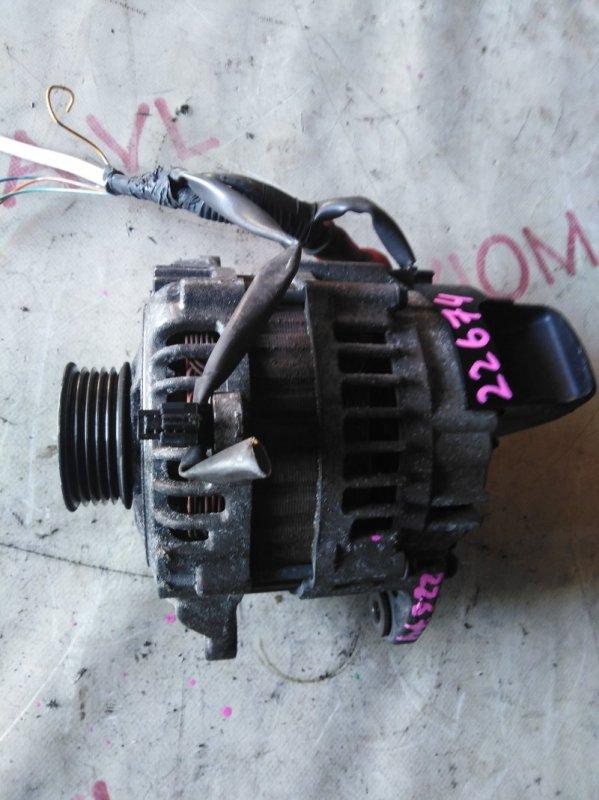 Генератор Nissan Cube BZ11 CR14DE 2002