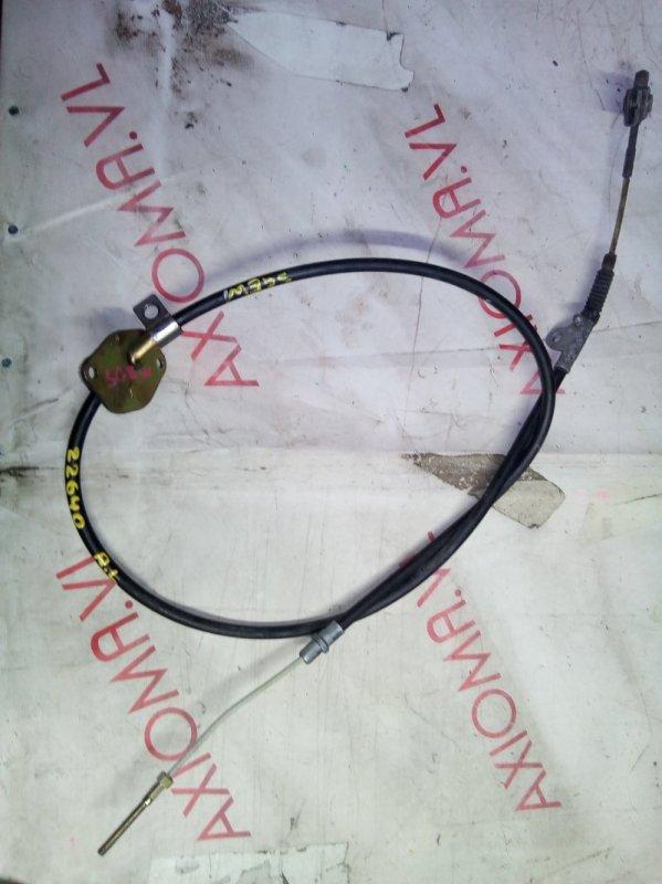 Тросик ручника Mazda Bongo Friendee SGEW FE 1999 левый