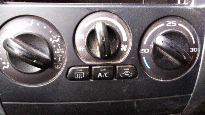 Климат-контроль Mitsubishi Colt Z21A 4A90 2004