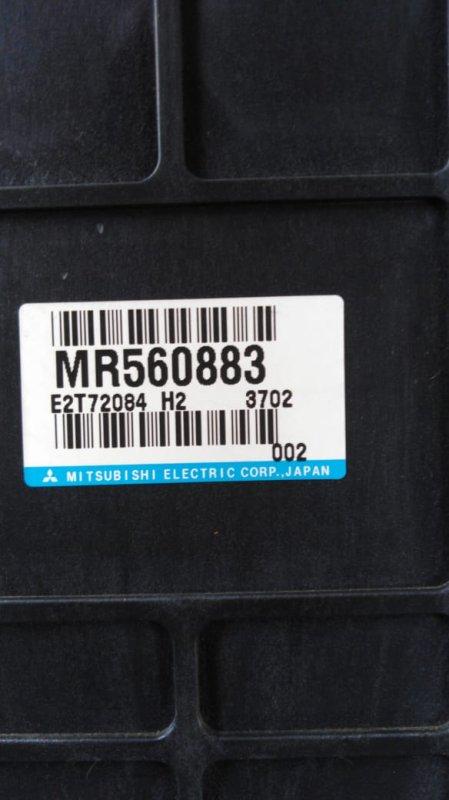 Блок efi Mitsubishi Pajero Mini H58A 4A30T 1998