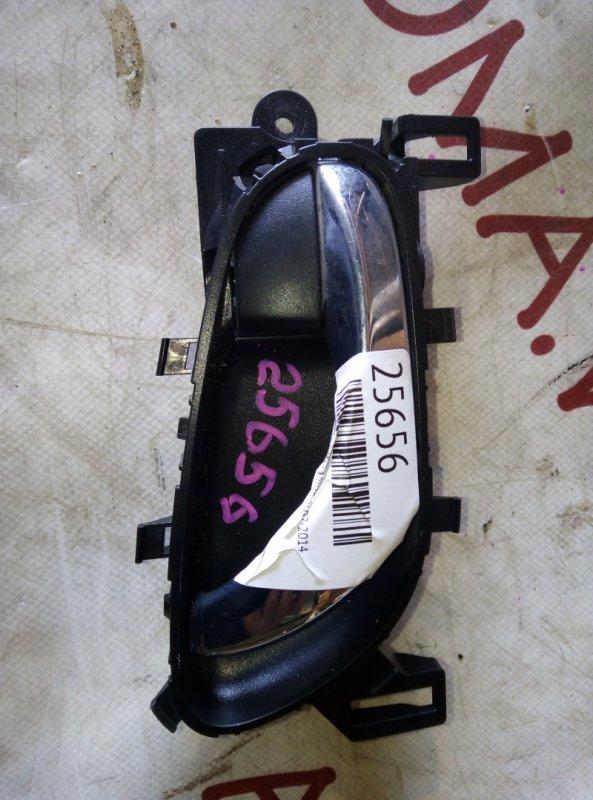 Ручка двери Nissan X-Trail T32 MR20 2007 задняя правая