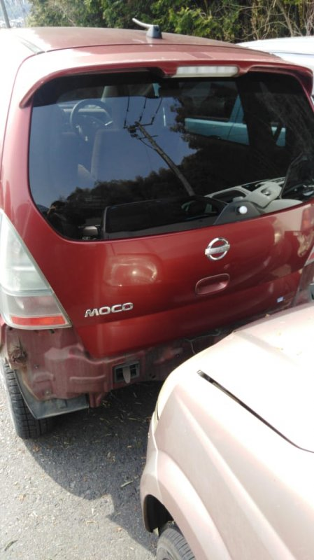 Спойлер Nissan Moco MG21S K6A 2002