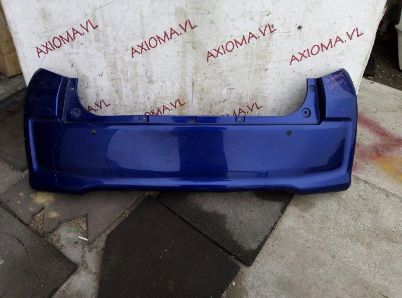 Бампер Daihatsu Move LA150S KF 2014 задний