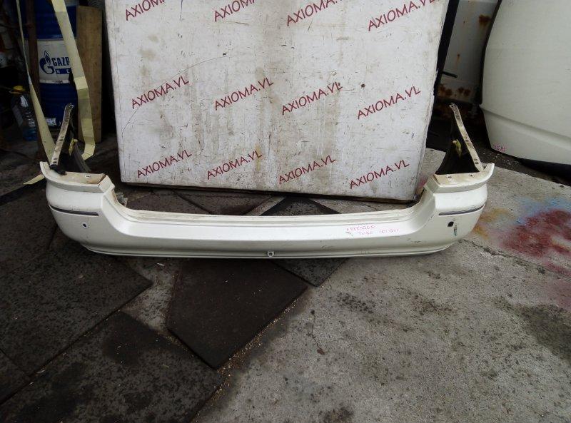 Бампер Nissan Presage U30 QR25 1998 задний