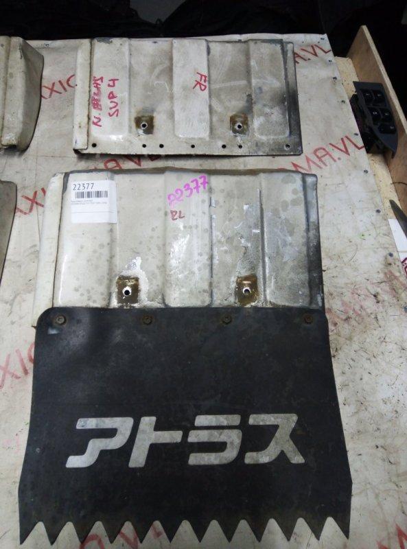 Брызговики комплект Nissan Atlas F23 TD27 1991