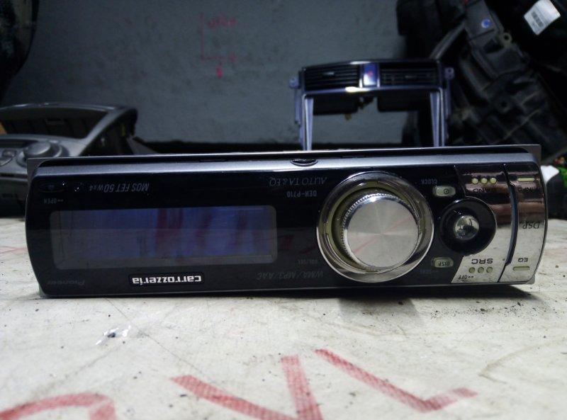 Магнитофон Honda Stream RN1 K20A 2000