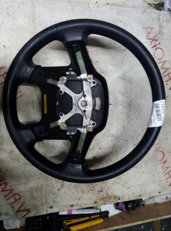 Руль Mitsubishi Pajero Junior H57A 4A31 1995