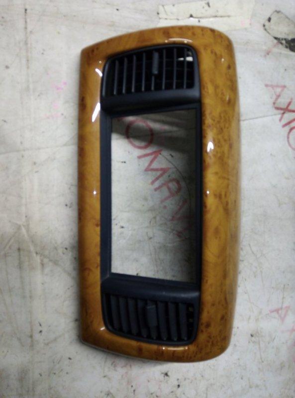 Консоль магнитофона Nissan Moco MG21S K6A 2002