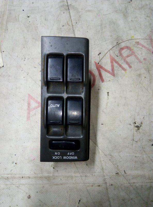 Пульт стеклоподъемника Suzuki Alto HA11S F6A 1994 передний правый