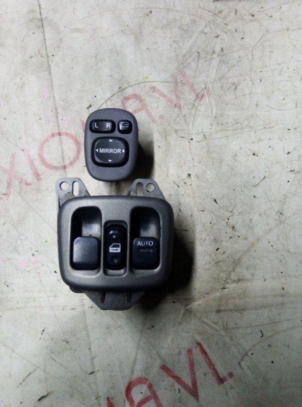 Пульт стеклоподъемника Toyota Celica ZZT231 2ZZ-GE 1999 передний правый