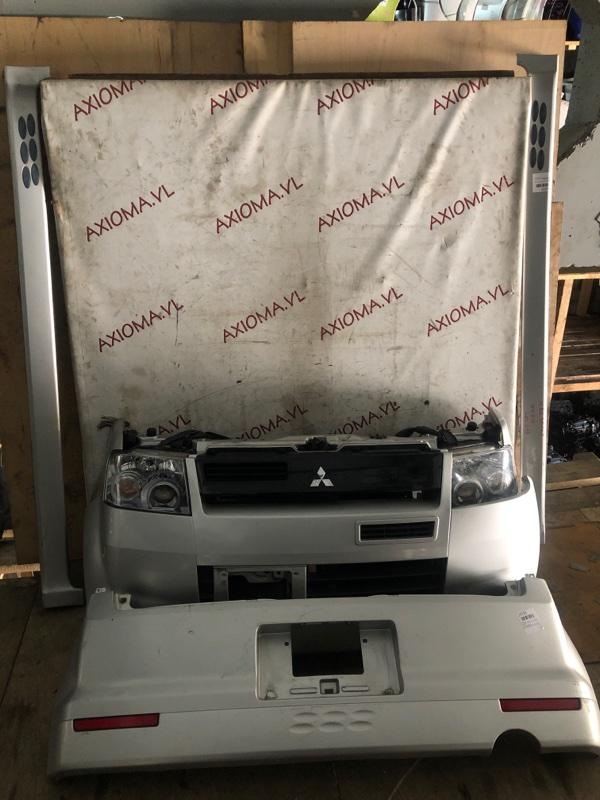 Ноускат Mitsubishi Ek Wagon H81W 3G83 2001
