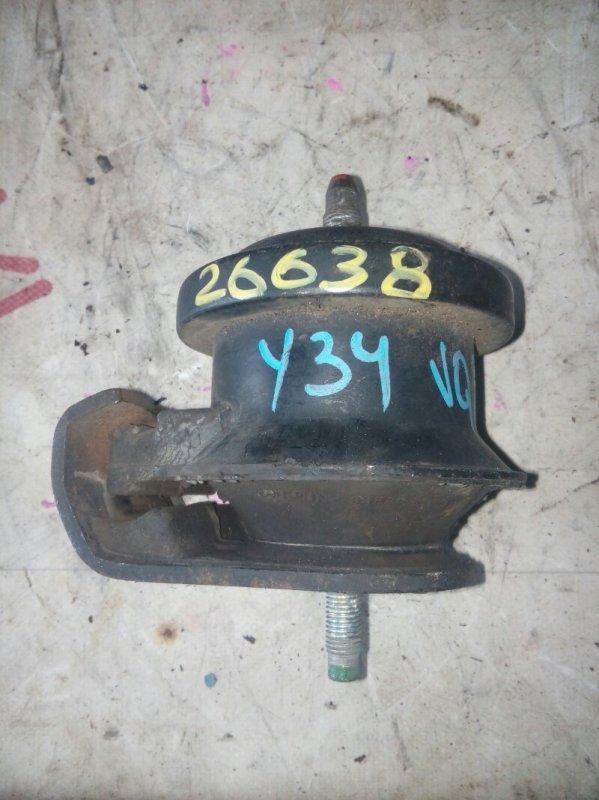 Подушка двигателя Nissan Cedric Y34 VQ25 1999