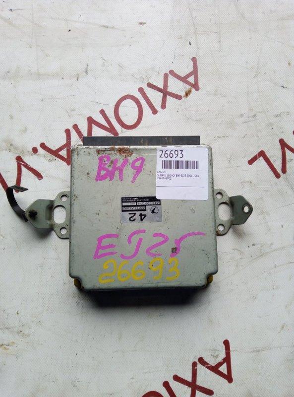 Блок efi Subaru Legacy BH9 EJ25 2001
