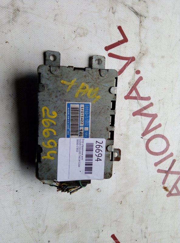 Блок управления акпп Suzuki Escudo TA01W G16A