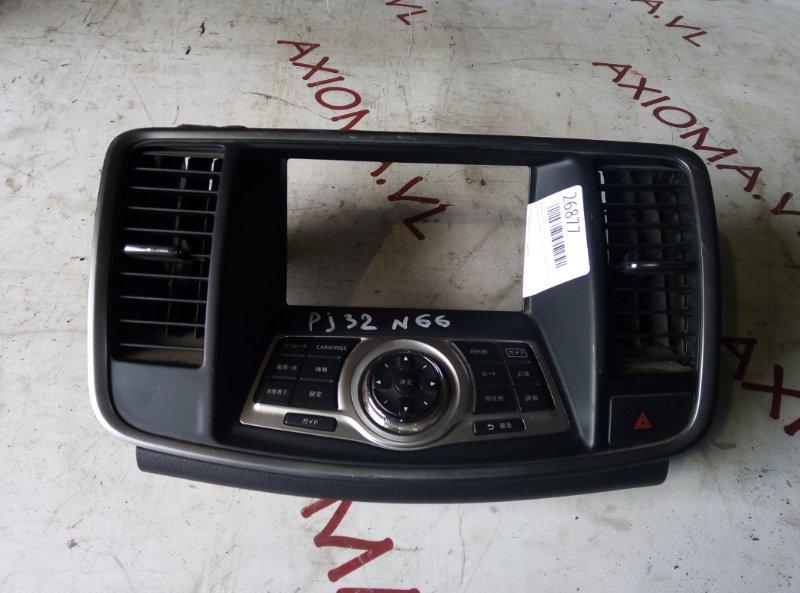 Климат-контроль Nissan Teana J32 VQ25DE 2008