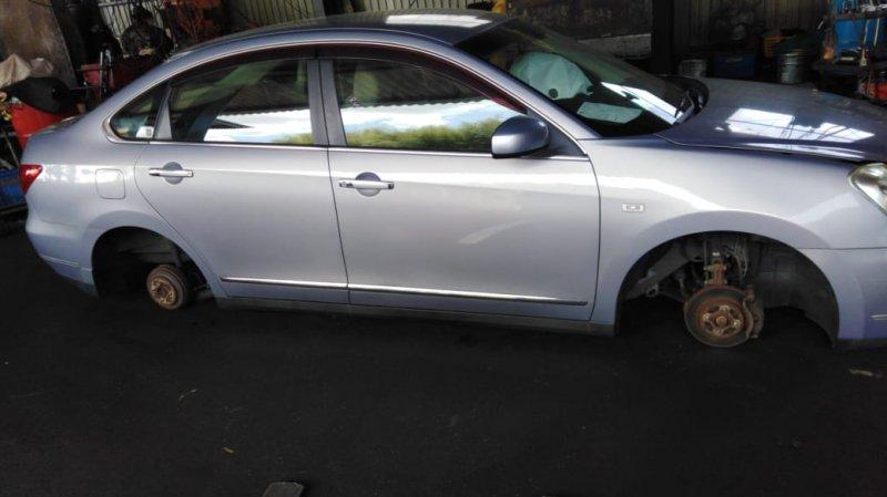 Дверь Nissan Bluebird Sylphy G11 MR20 2005 передняя правая
