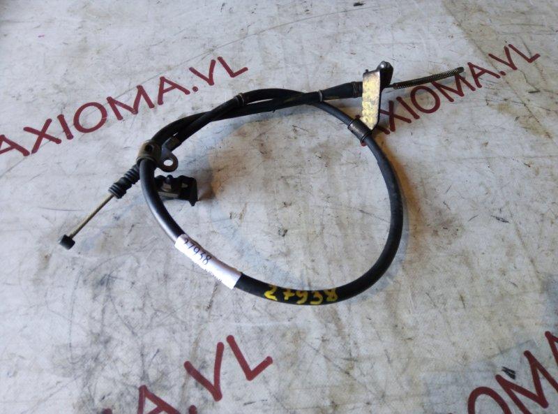 Тросик ручника Mazda Bongo Friendee SGEW WL 1995 задний левый