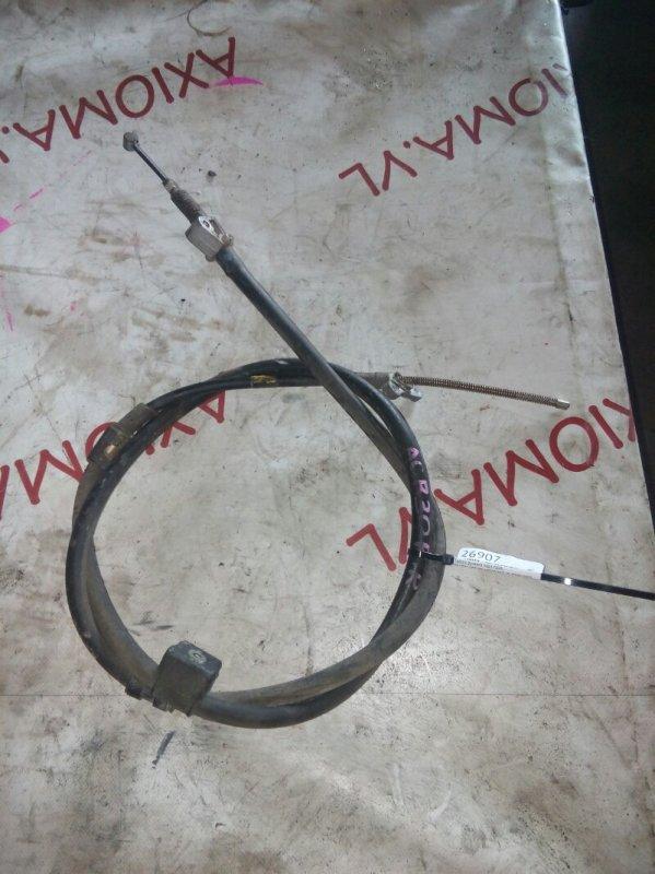 Тросик ручника Toyota Estima ACR30 2AZ-FE 2000 задний правый