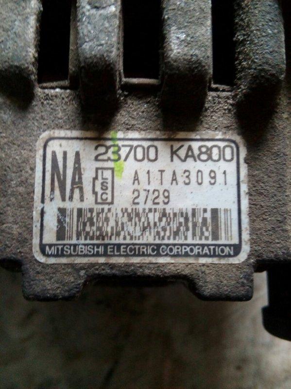 Генератор Subaru Sambar TW2 EN07 1999