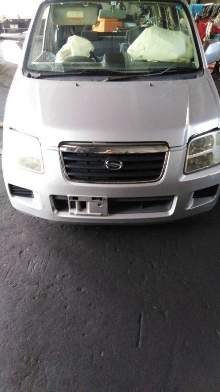 Решетка радиатора Suzuki Wagon R Solio MA34S M13A 2003